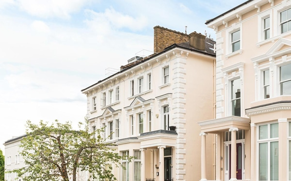 Development loan, Belsize Park NW3