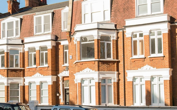 Senior and mezzanine finance for refurbishment of five flats, Chichele Road NW2