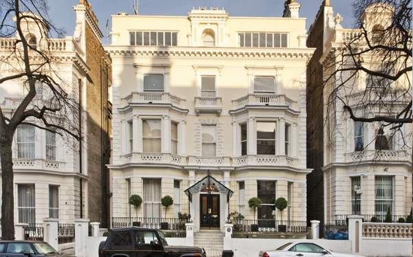 Bridge loan for acquisition of freehold building, Holland Park